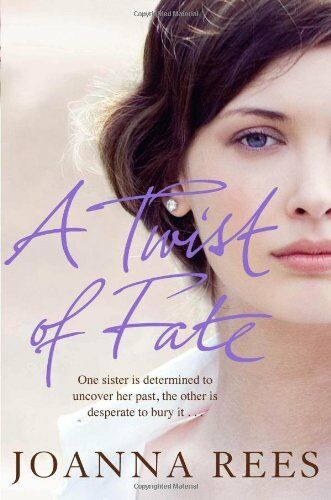 BOOK-A Twist of Fate,Joanna Rees
