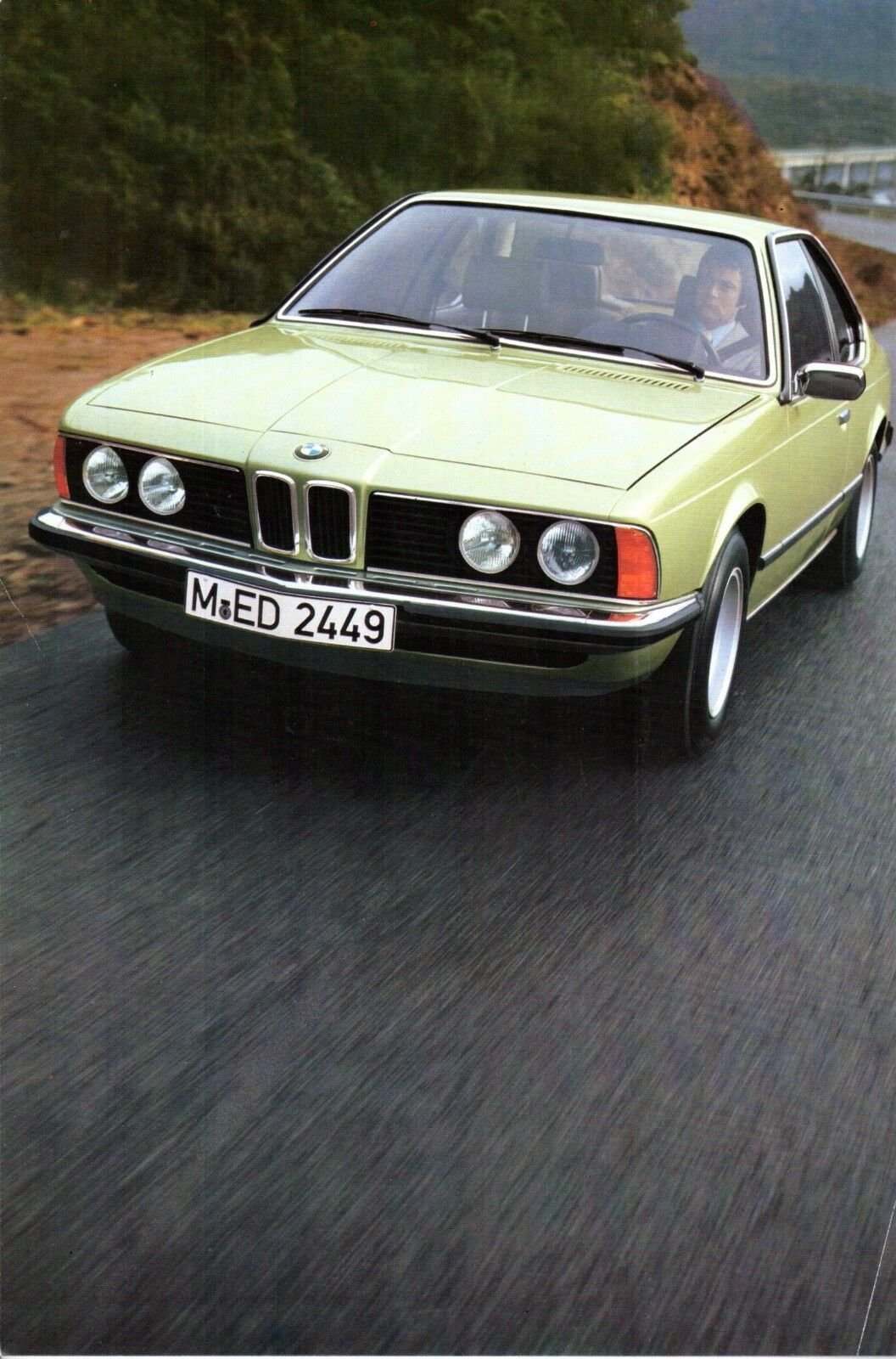 BMW 6-series 1976-77 UK Market Sales Brochure 630 CS 633 CSI   eBay