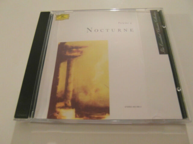 The Essential Classics Collection Nocturne (Album Cd) Used very good