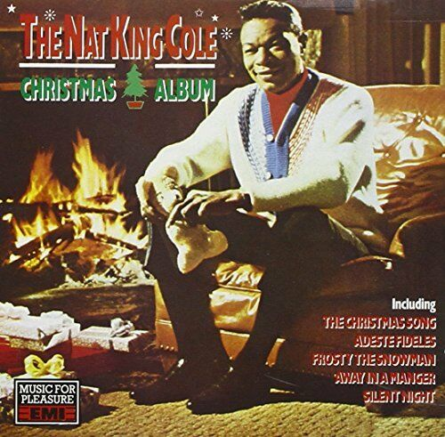 Nat 'King' Cole - Nats Christmas Album - Nat 'King' Cole CD ESVG The Cheap Fast
