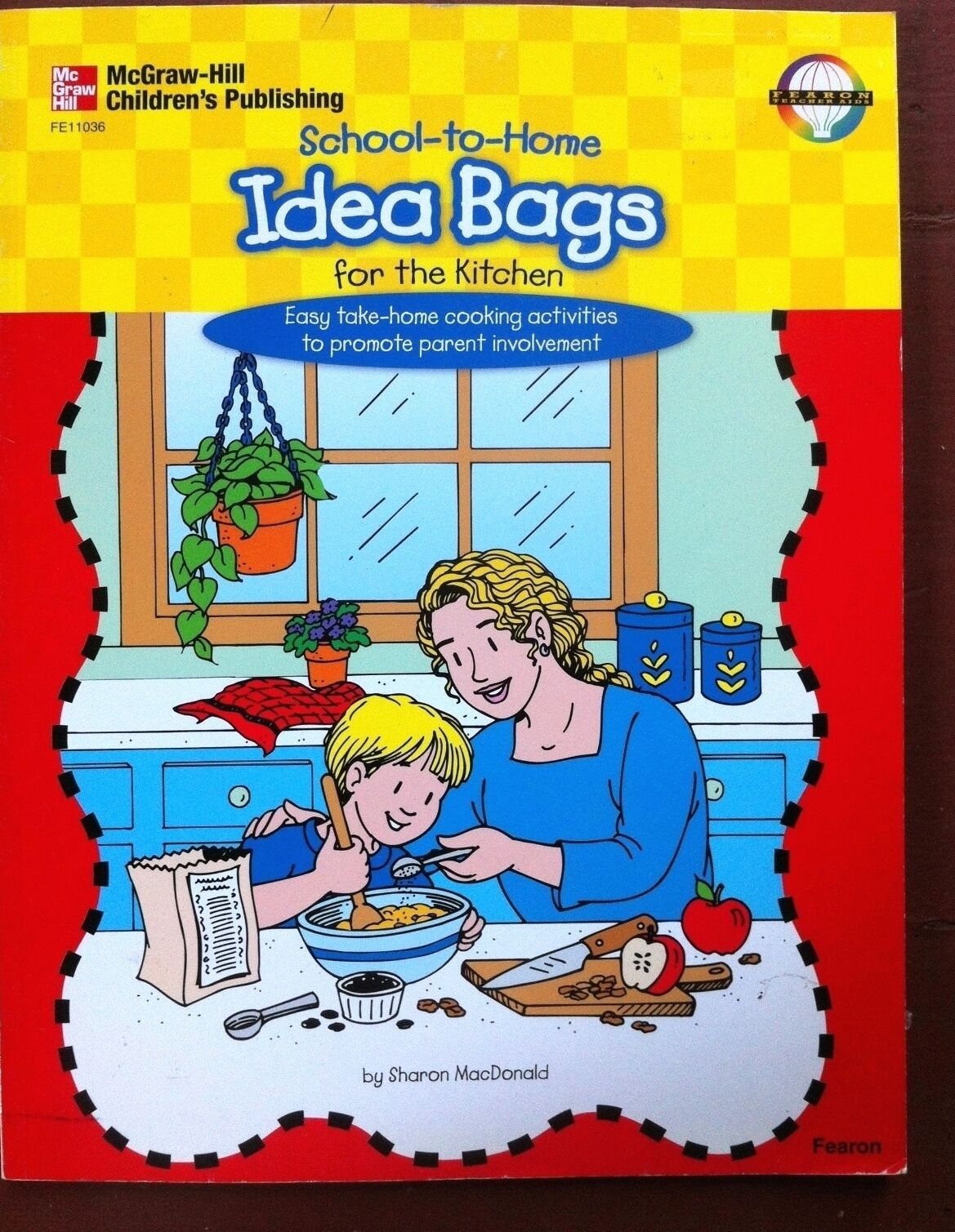 Idea Bags for the Kitchen : Easy Take-Home Cooking Activities to ...