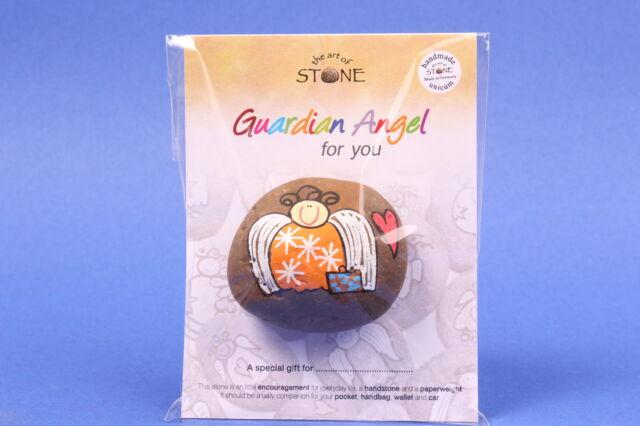 Guardian Angel for you special gift Schutzengel Unikat the art of stone EGM8