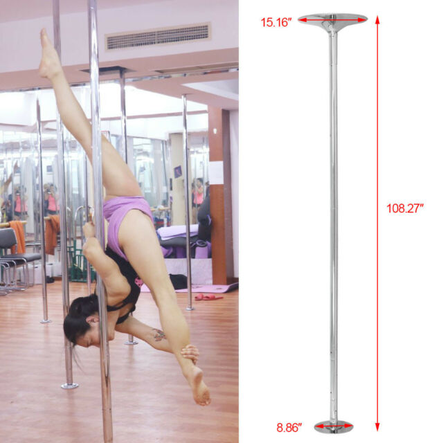 stripper poles used