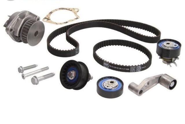 SKF VKMC 01121-1   Zahnriemensatz + Wasserpumpe für AUDI SEAT SKODA VW 1.4