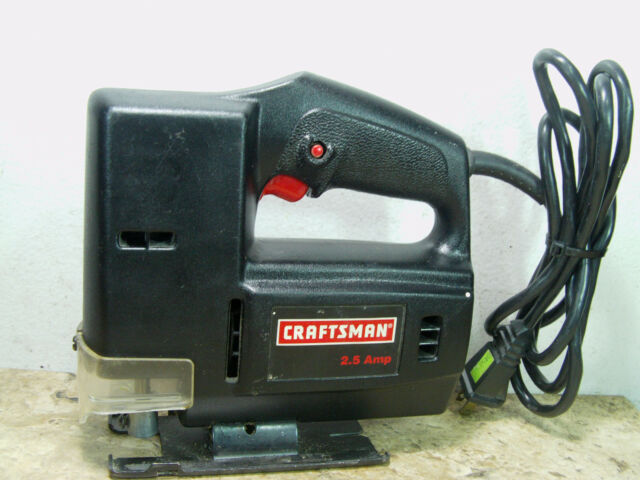 Sears craftsman sabre saw 120v model 315172040 25 amp 14 hp ebay pre owned tested craftsman 315172040 0 3000 spm variable speed sabre saw greentooth Image collections