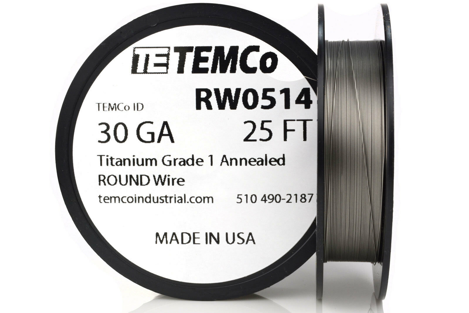 Titanium Wire 14 Gauge - WIRE Center •