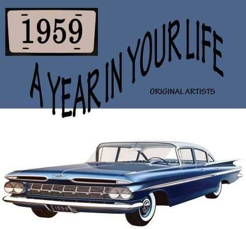 Various Artists - Year in Your Life 1959 [New CD]
