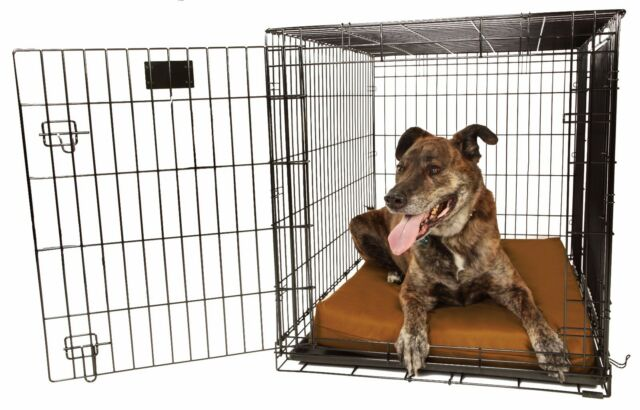 orthopedic 4 dog crate pad by big barker 36 x 24 waterproof 218