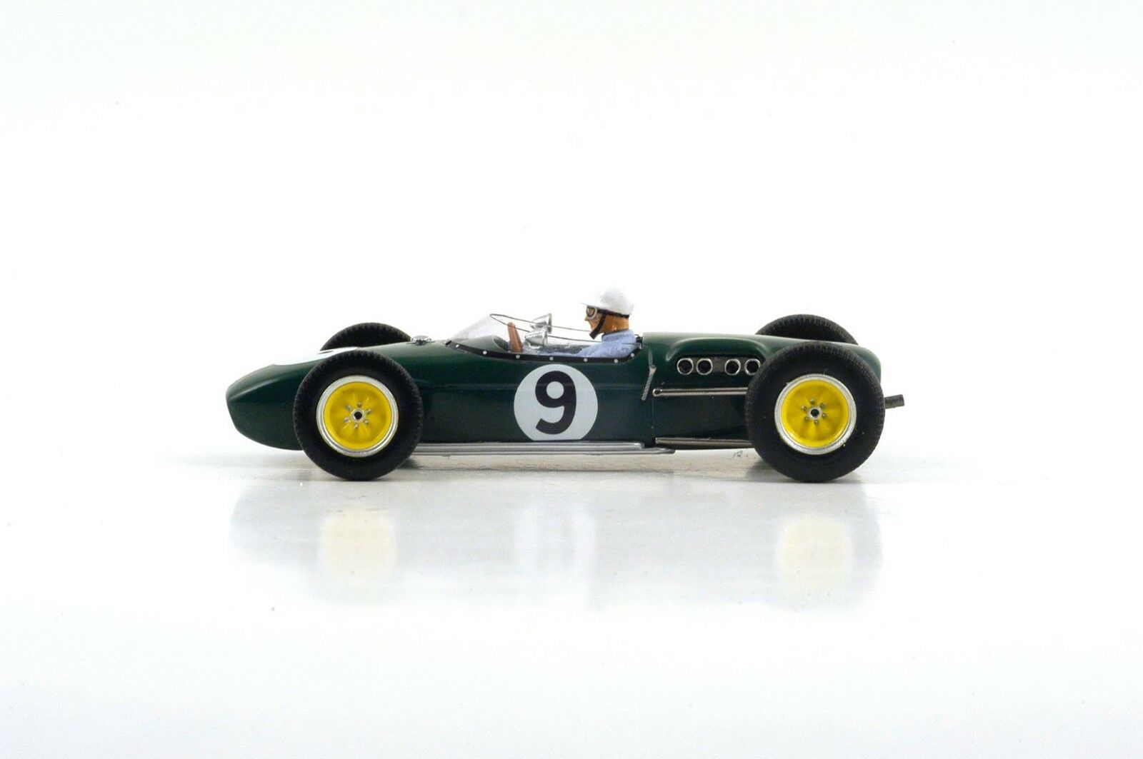 1960 Lotus 18 British GP #9 John Surtees1 43 Spark S1825 | eBay