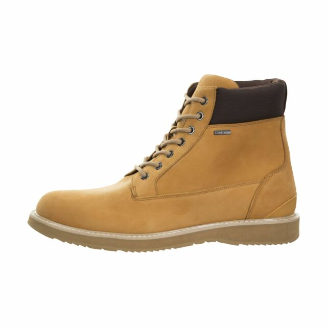 Enjoy the latest real cheap Mens SWIMS Barry Workboot Leather Camel