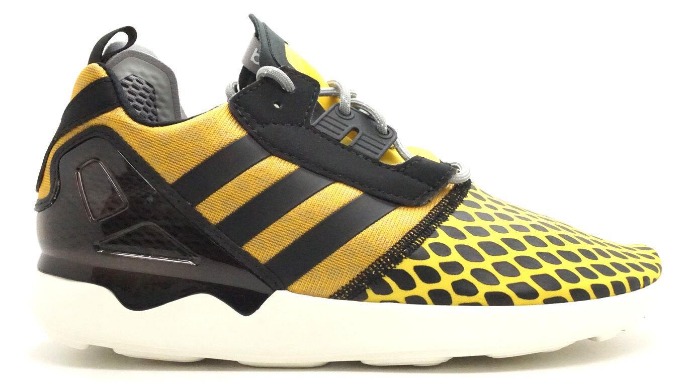 af9922f45d9d ... good adidas originals zx 8000 boost yellow black gold b24955 men 13  ebay 3349c 80e44