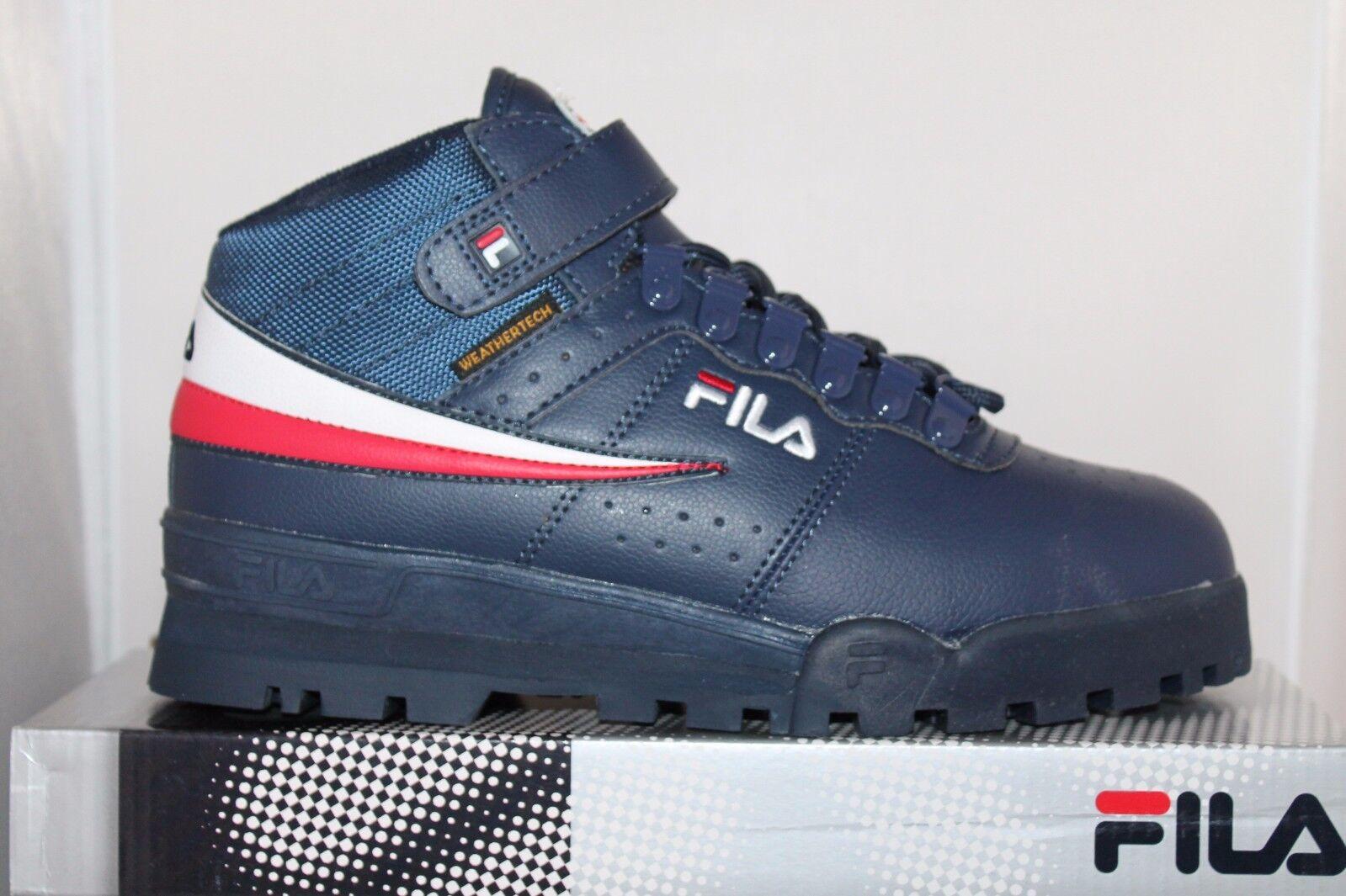 fila f13 blue suede
