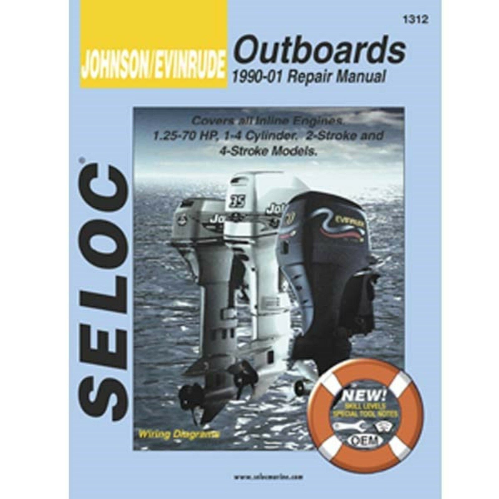 seloc service manual johnson evinrude inline engines 90 01 ebay rh ebay com Manual Metal Gear Solid Ground Zeroes Seloc Online
