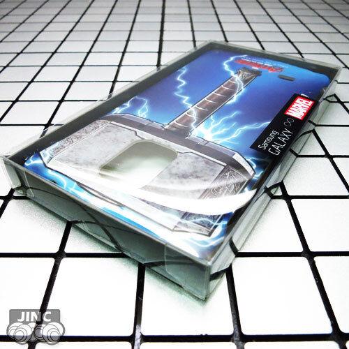 Genuine Original Samsung Avengers SM-N910W8 Galaxy Note4/Note 4 Back Cover Case