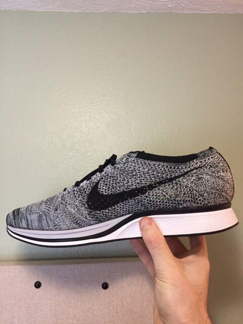 Men's Nike Flyknit Racer Size 14 (526628 101) No Box