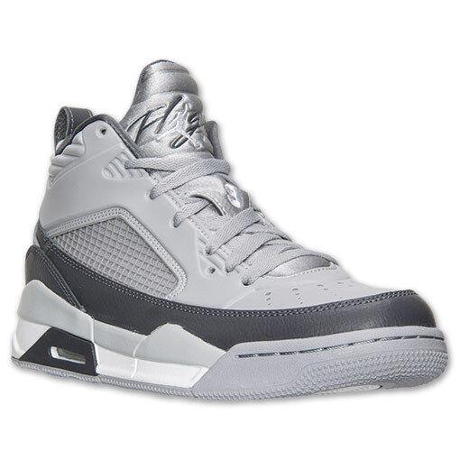 Nike Jordan Flight 9.5 Mens 654262-006 Grey Basketball Shoes SNEAKERS Size  8.5 | eBay