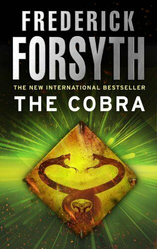 The Cobra by Forsyth, Frederick 0593064216 The Cheap Fast Free Post