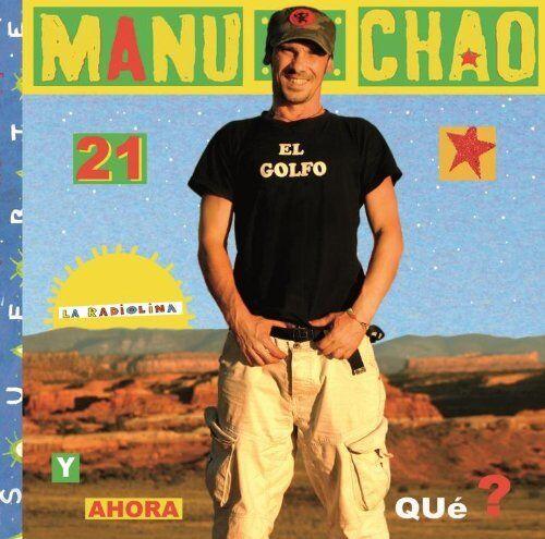 "Manu Chao - La Radiolina, 2x 12"" VINYL LP + CD Gatefold NEU + OVP!"