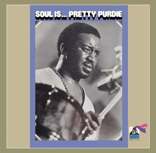 Bernard Purdie Pretty, Bernard Purdie - Soul Is [New CD] UK - Import