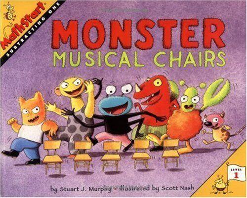 Monster Musical Chairs (MathStart 1) download