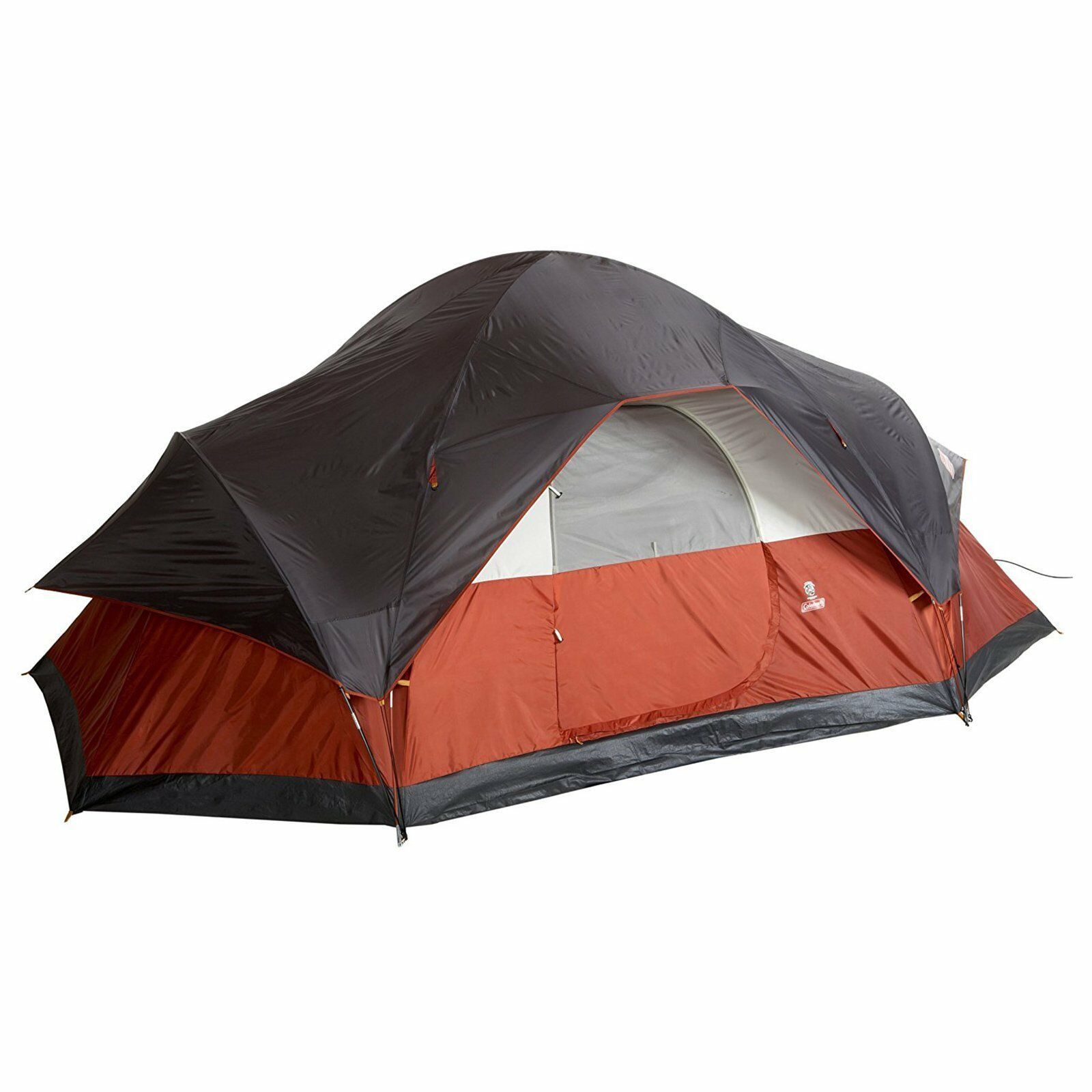 Coleman Red Canyon 8 Person 17 x 10 Foot Outdoor C&ing Large Tent  sc 1 st  eBay & 10 Person Tent | eBay