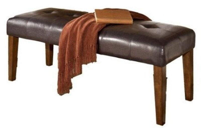 Signature Design By Ashley Furniture Lacey Large Upholstered Dining