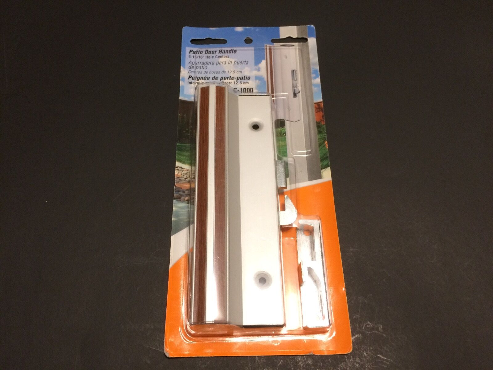 Prime Line Products C1000 Aluminum Sliding Glass Door Handle Ebay