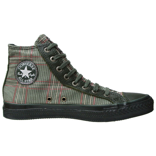 Converse X Hurley All Star Chuck EU 44 UK 10 VERDE SALVIA EDIZIONE LIMITATA