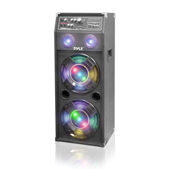 PYLE PSUFM1245A 1400-Watt 2-Way Speaker System