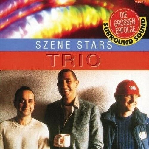 Trio - Szene Stars - Best Of / 14 Greatest Hits im Surround Sound