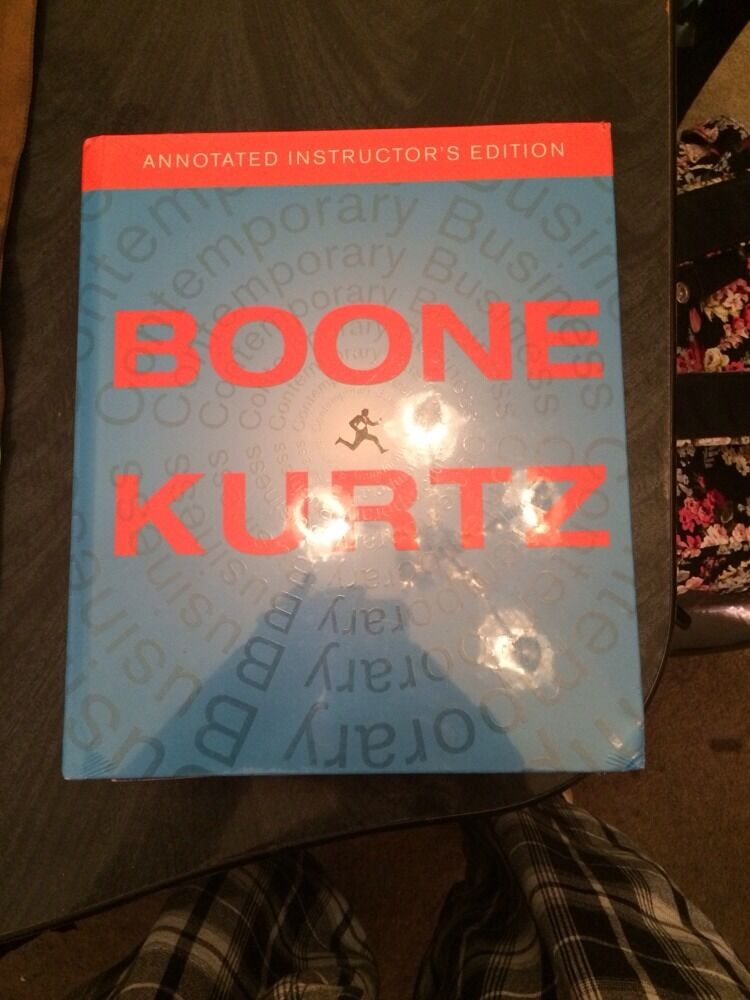 Contemporary business by kurtz boone 2012 hardcover ebay brand new lowest price fandeluxe Choice Image