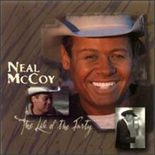 Neal McCoy - Life of the Party [New CD] Manufactured On Demand