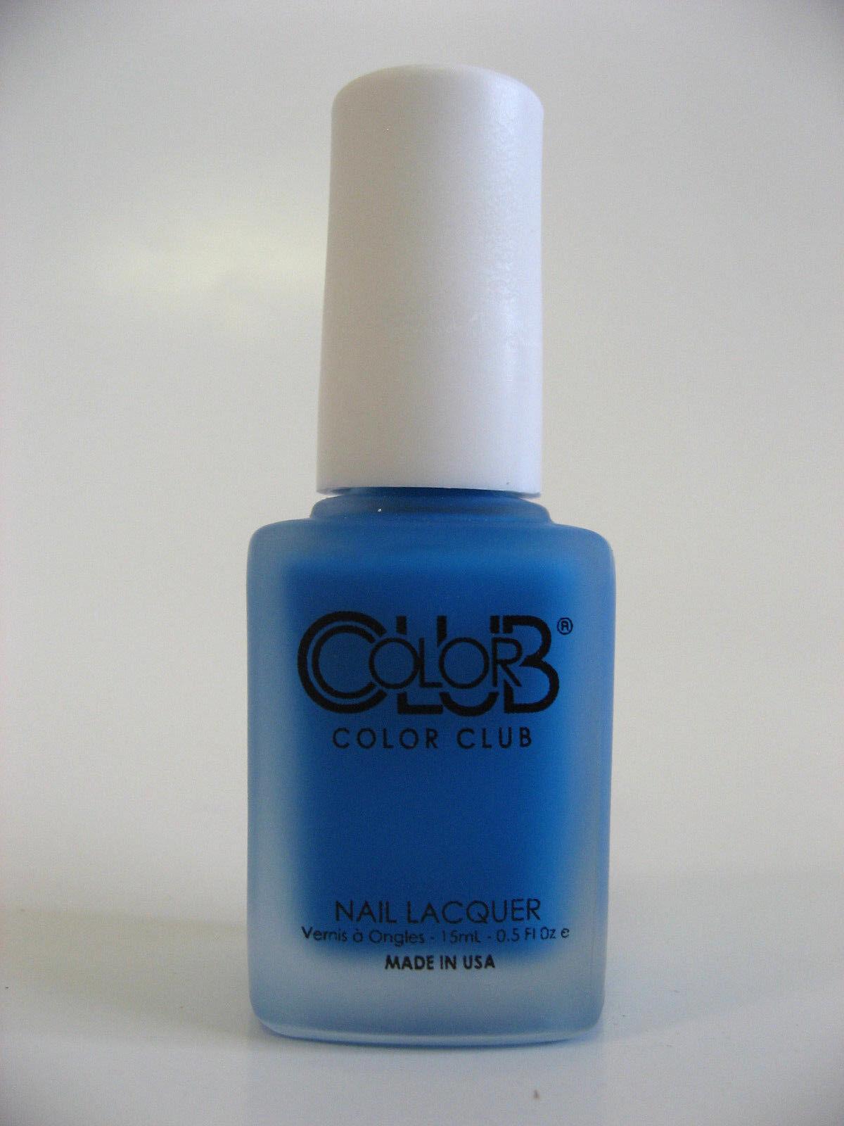 Color Club Nail Lacquer Matte Trapper Keeper Anr21 | eBay