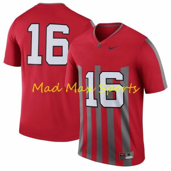 ohio state 16 jersey