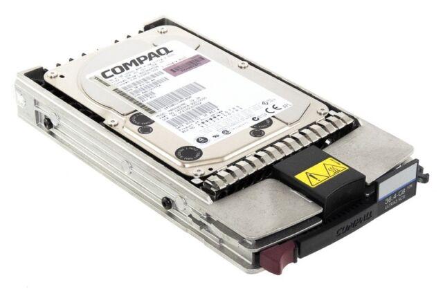 HP / COMPAQ BD0366459B 36GB ULTRA3 80-PIN SCSI