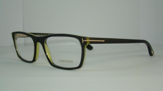 Tom Ford TF 5295 098 Matte Green Orig Case Glasses Frames Eyeglasses ...