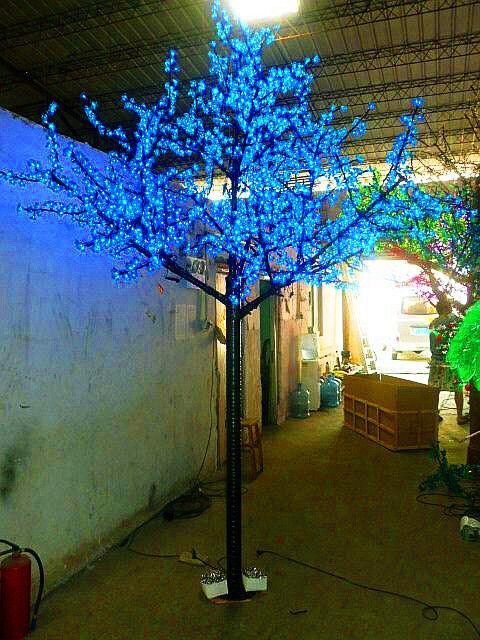 10ft Cherry Blossom Tree 1 728 LEDs Garden Landscape Christmas Light Outdoor Use White | eBay & 10ft Cherry Blossom Tree 1 728 LEDs Garden Landscape Christmas Light ...