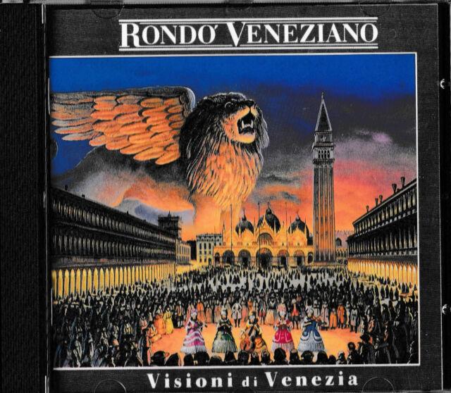 Rondo Veneziano - Visioni di Venezia  CD