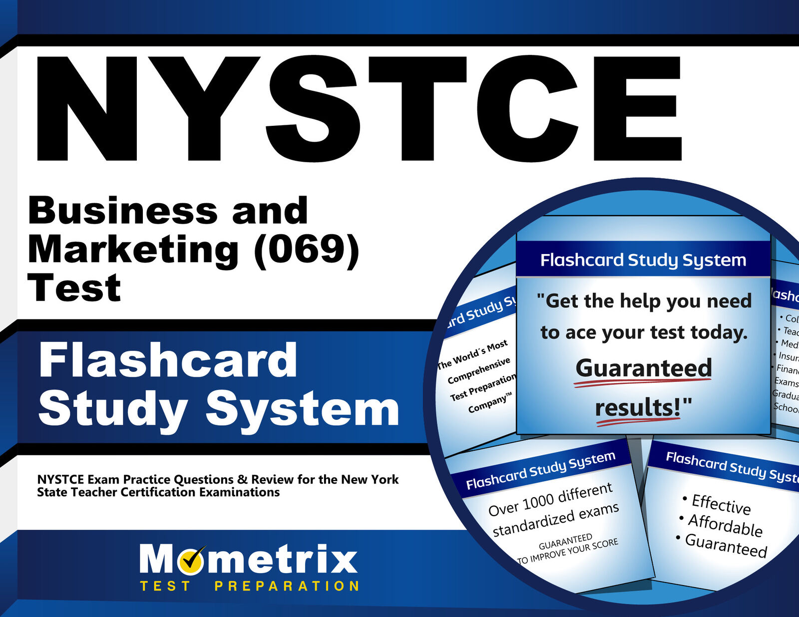 Nystce Business And Marketing 069 Test Flashcard Study System