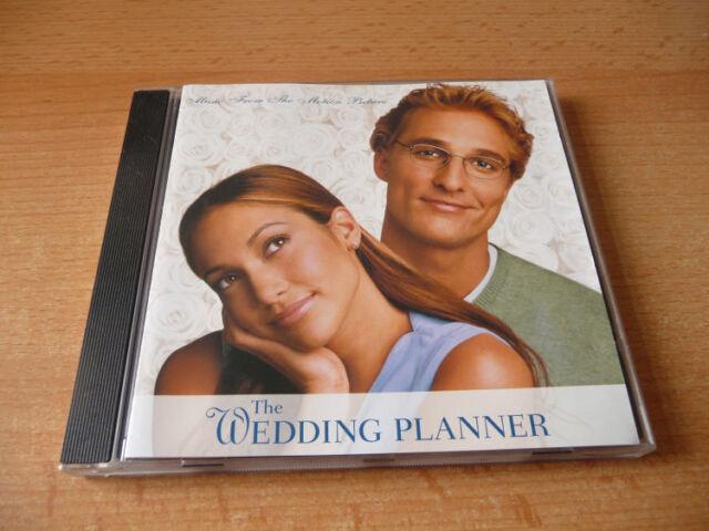 CD Soundtrack the Wedding Planner - 2001