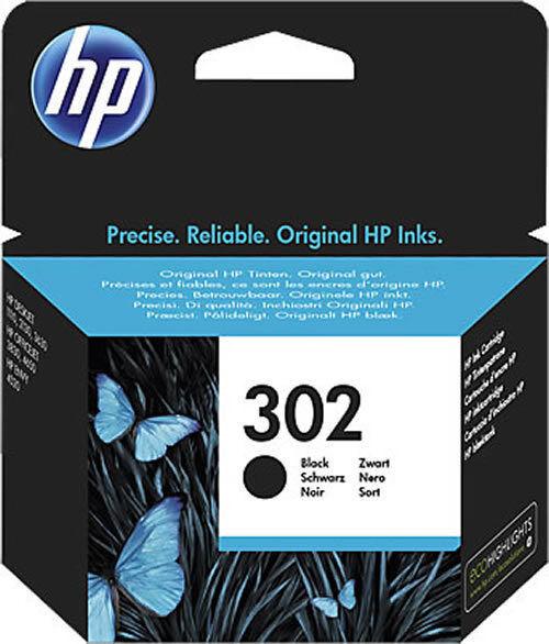 ORIGINAL HP 302 DRUCKER PATRONEN OfficeJet 3830 3831 3832 3833 3834 3835 4650