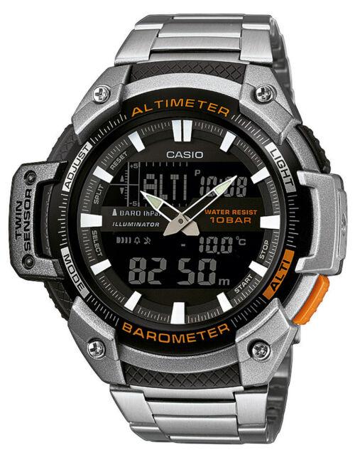 CASIO Sports Gear SGW-450HD-1Ber SGW-450HD-1B