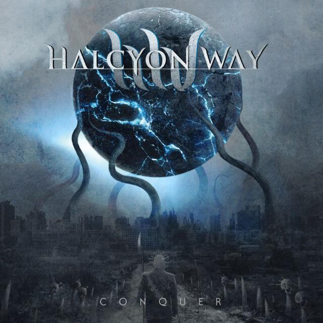 HALCYON WAY - Conquer - CD - 200885