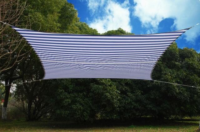 Picture 2 of 3 ... & Kookaburra Sail Shade Sun Canopy Patio Awning Garden 98 UV ...