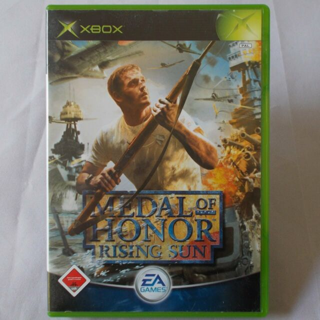 XBOX - Microsoft ► Medal Of Honor: Rising Sun ◄ USK 18