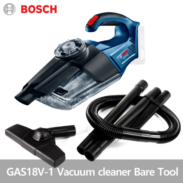 Bosch GAS18V 1 2 Professional Cordless Cyclone Handy Vacuum Cleaner Bare  Tool