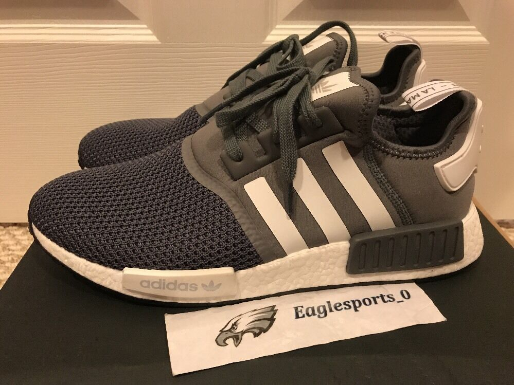 72f52271bde8f adidas NMD R1 Runner Core Black Cargo Trail Ba7251 Size Men 6
