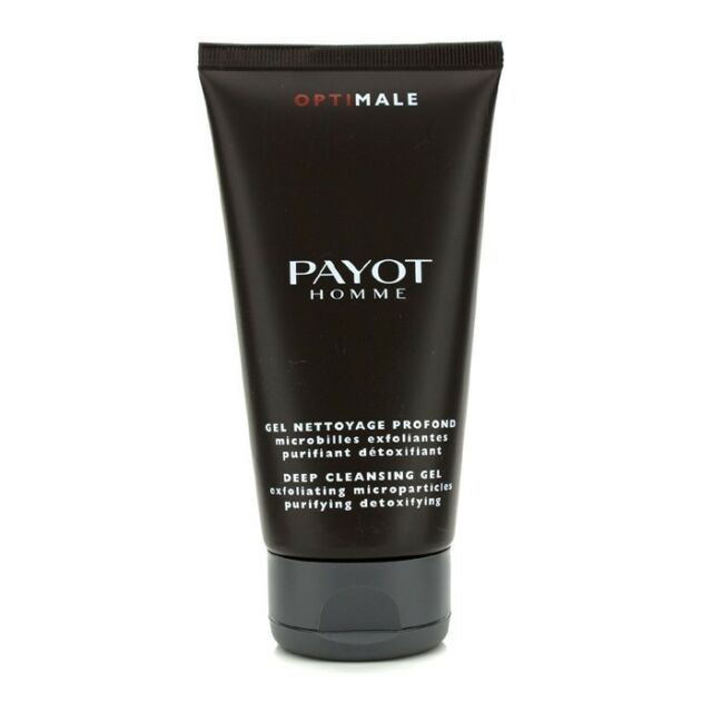 Payot Optimale Homme Deep Cleansing Gel - Exfoliating & Purifying 150ml