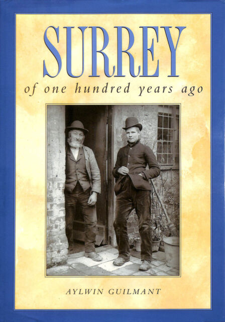 Surrey of One Hundred Years Ago by Guilmant, Aylwin
