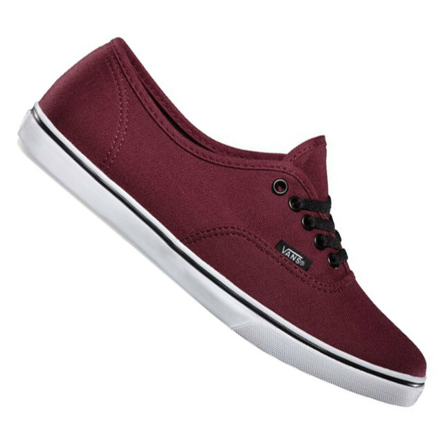 vans authentic lo herren
